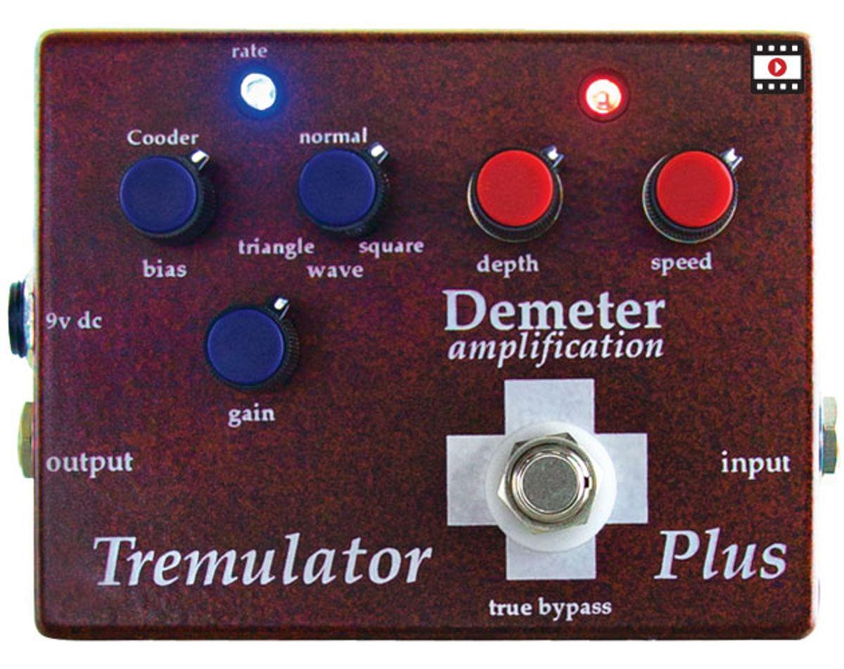 Demeter Tremulator Plus Review