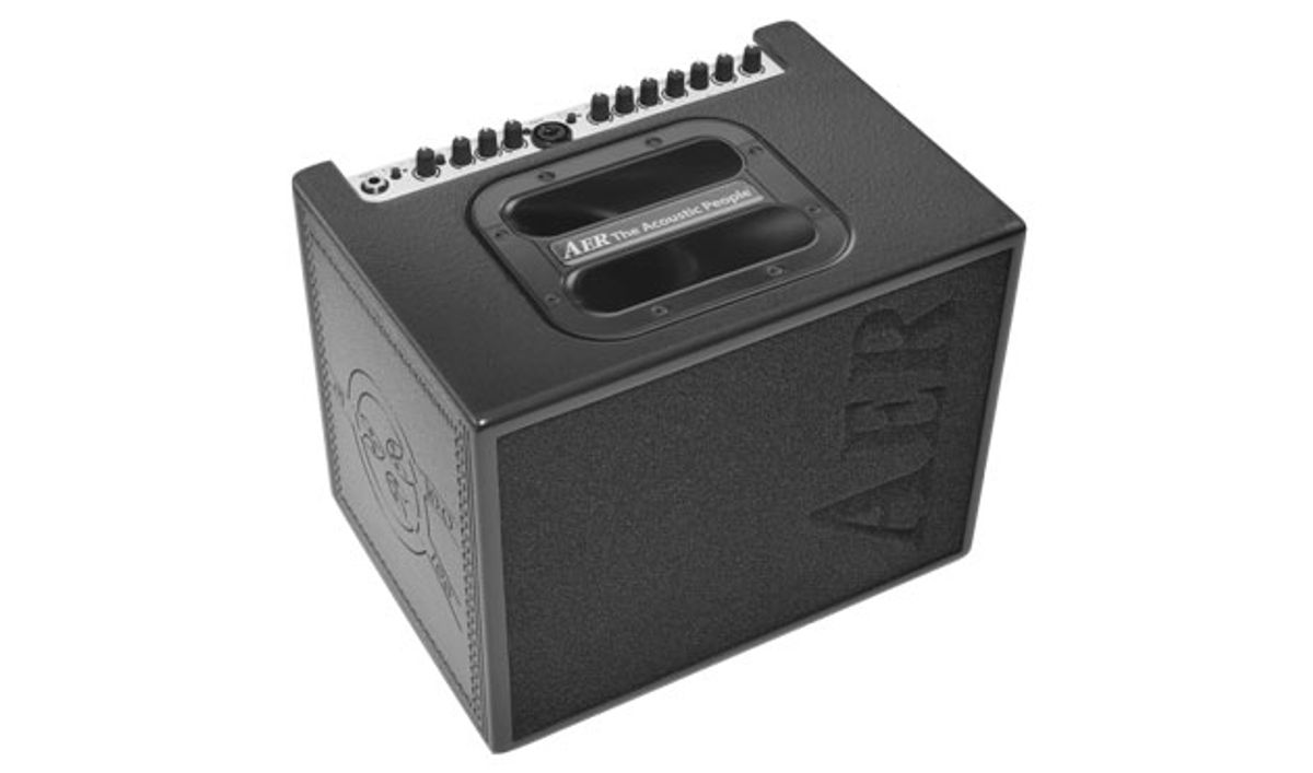 AER Introduces the Tommy Emmanuel Signature Amp