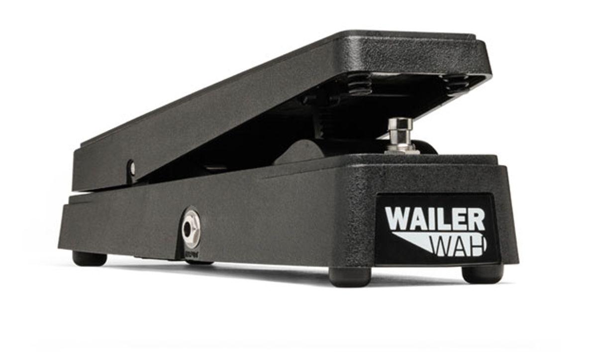 Electro-Harmonix Announces the Wailer Wah Pedal