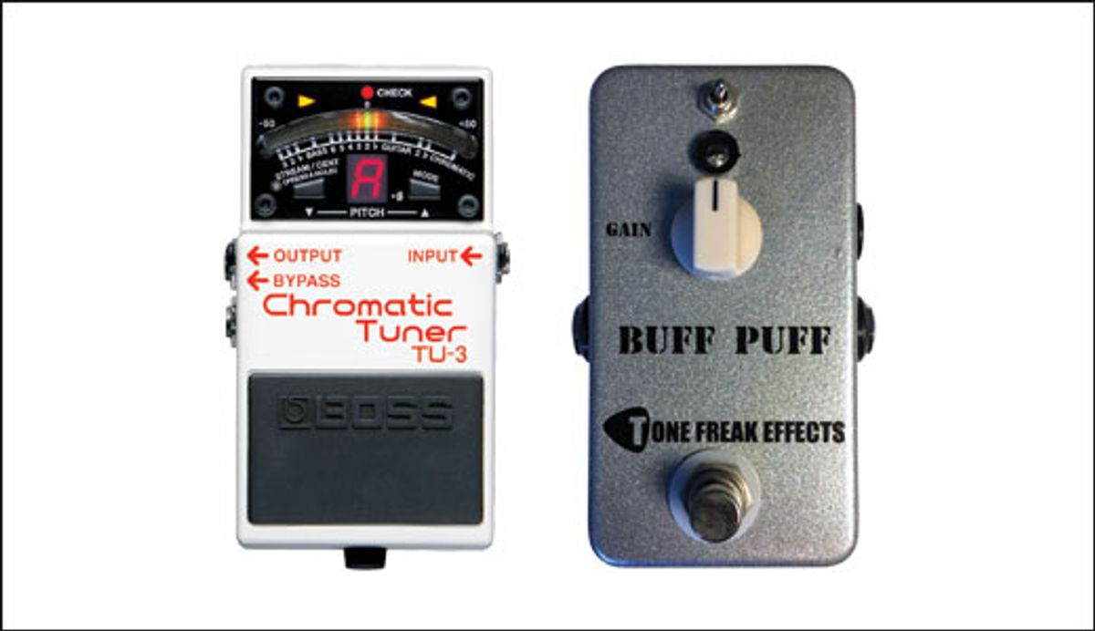 Tone Tips: A Crash Course on Buffers