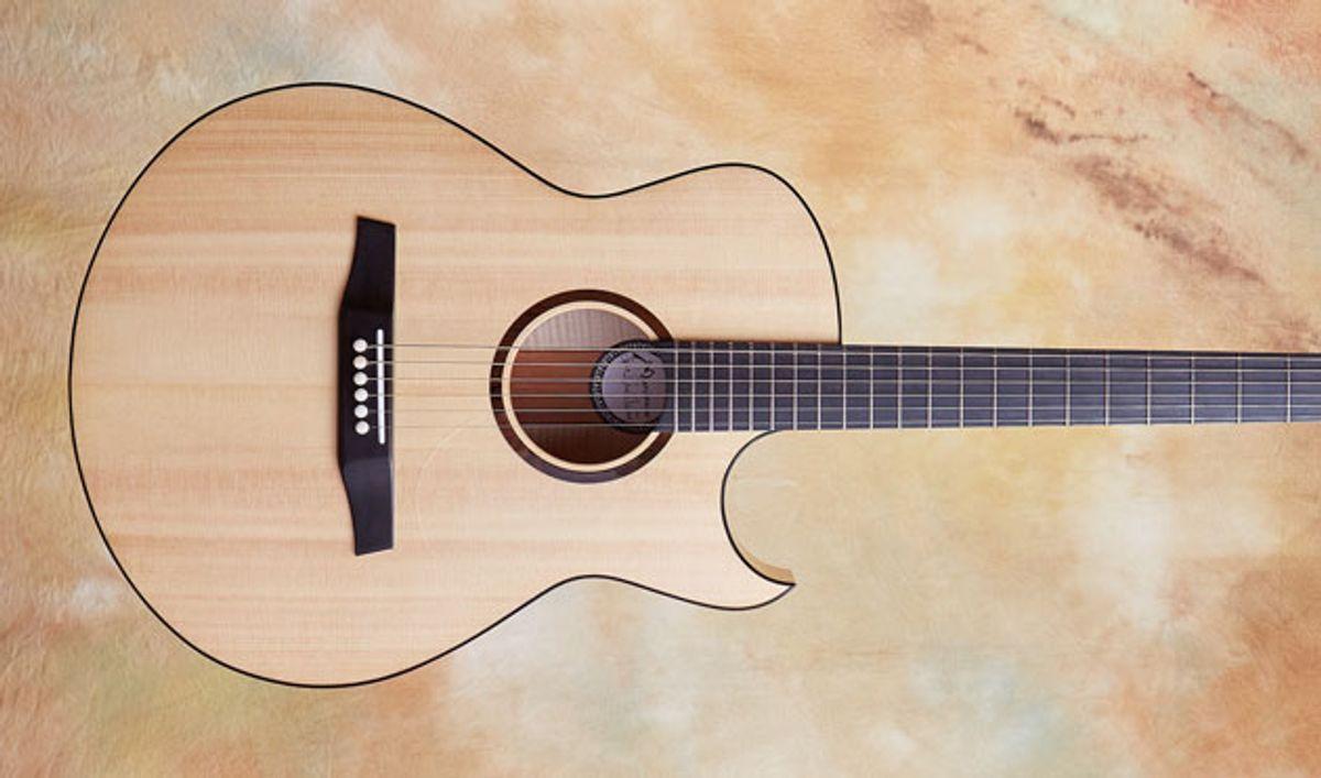 Marchione Guitars Unveils the OMC Acoustic