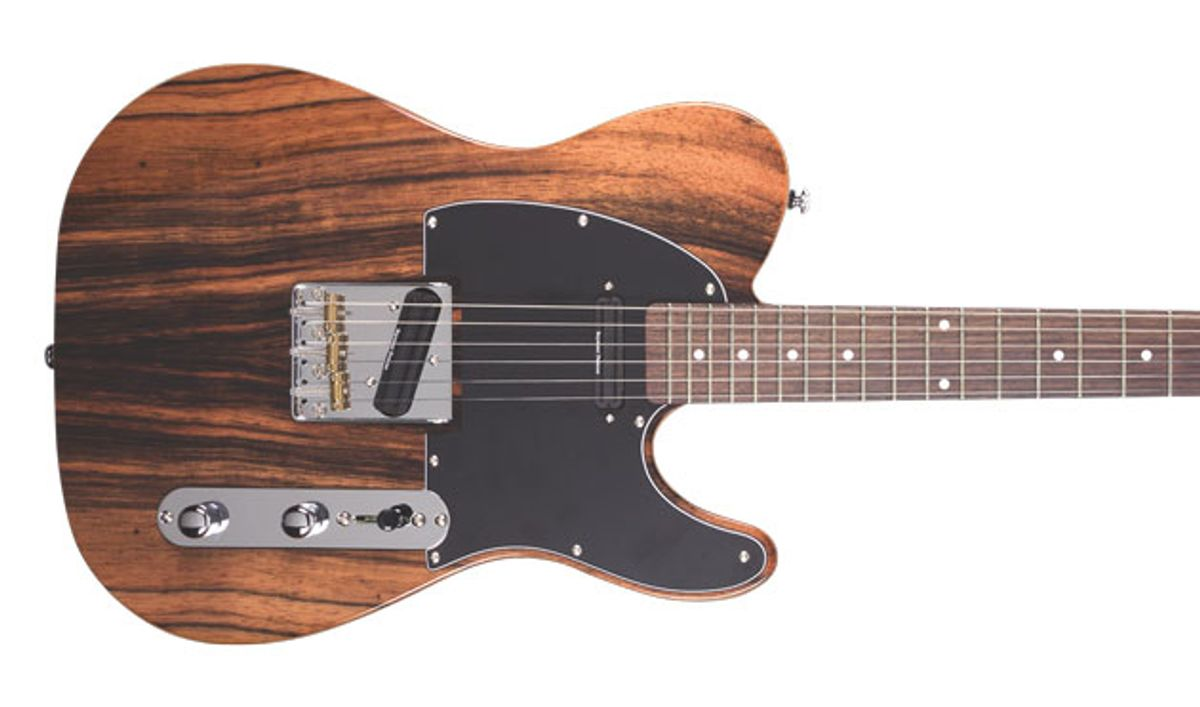 Michael Kelly Guitars Unveils the Custom Collection 50 Deluxe