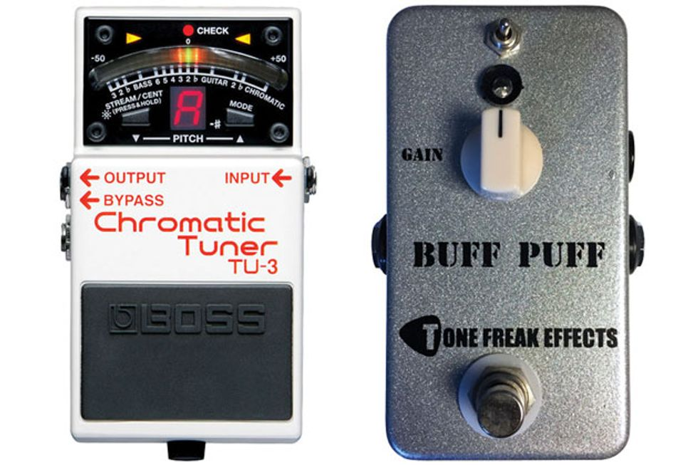 Tone Tips: A Crash Course on Buffers | Premier Guitar
