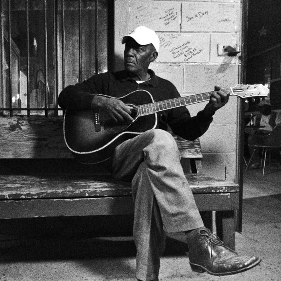 "Ouija Board Blues: Jimmy ""Duck"" Holmes"