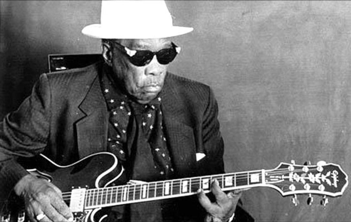 Deep Blues: Born to Boogie