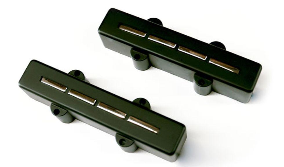 Nordstrand Pickups Releases the Big J-Blade Bass Pickup