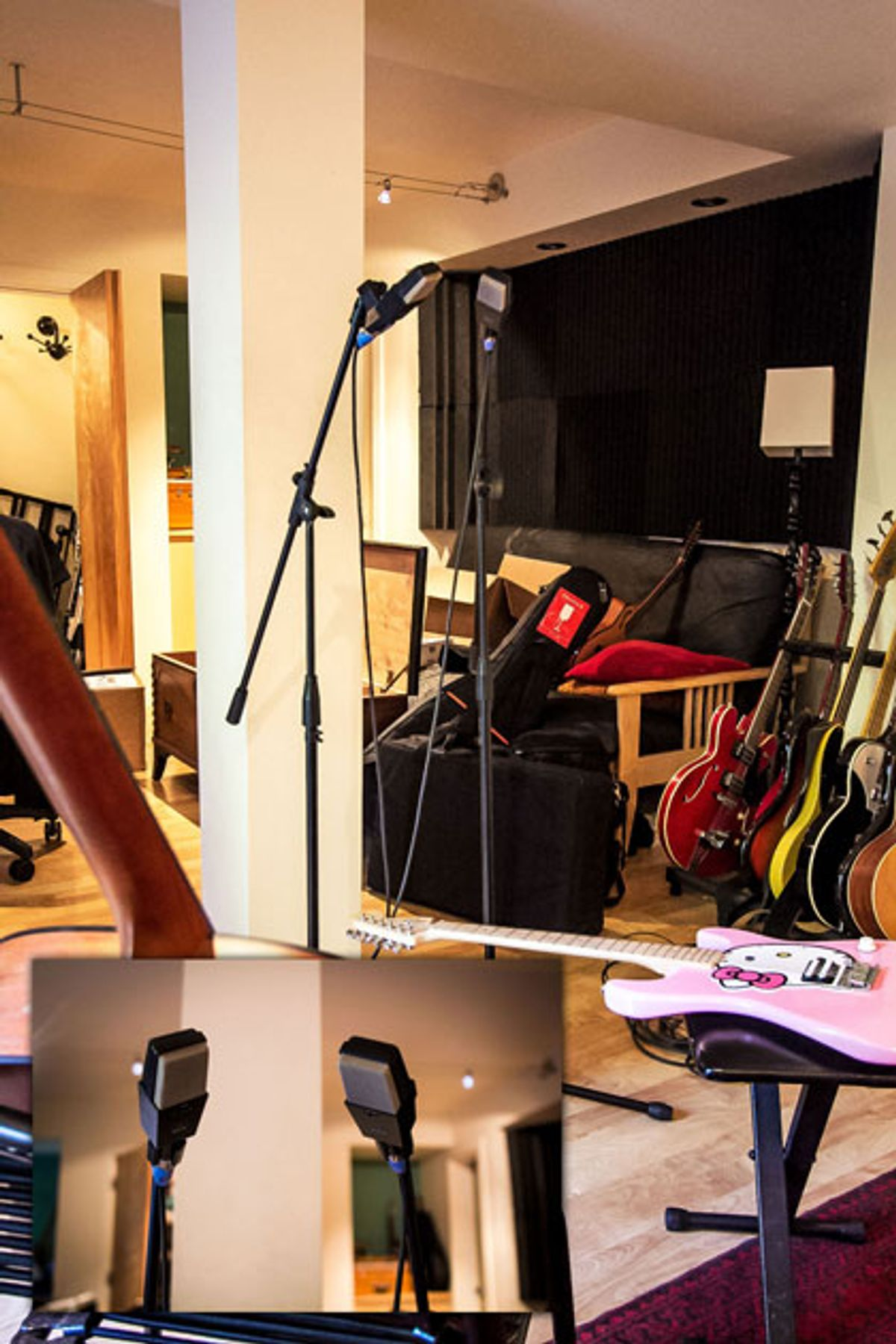 The Recording Guitarist: Let It Bleed