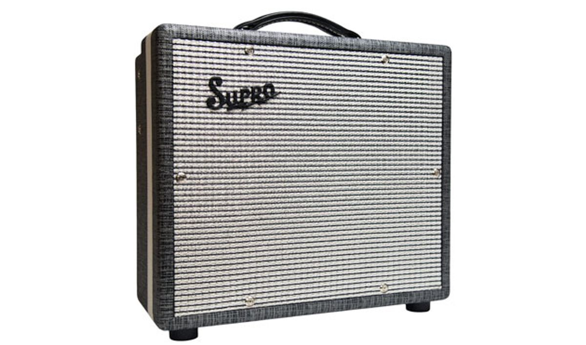 Supro Unveils the 1610RT Comet