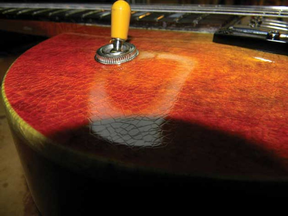 Guitar Shop 101: Safe Ways to Clean Your Guitar's Finish