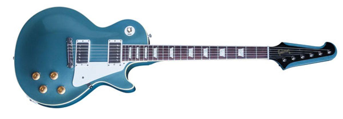 Gibson Custom Releases Limited-Edition Joe Bonamassa Bonabyrd