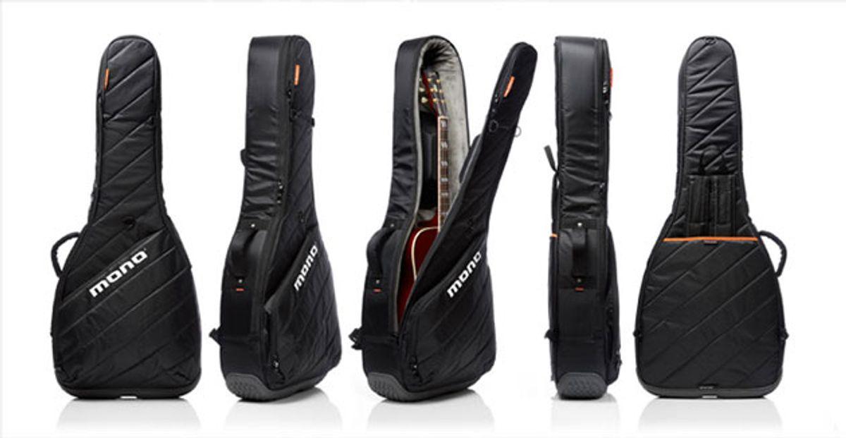 Mono Introduces the Acoustic Vertigo Hybrid Guitar Case