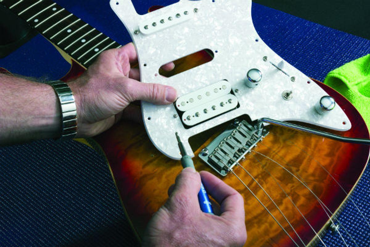 Michael Kelly Guitars Unveils Mod Shop Options