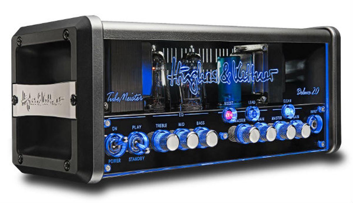 Hughes & Kettner Announces the TubeMeister Deluxe 20 and the TubeMeister Deluxe 40