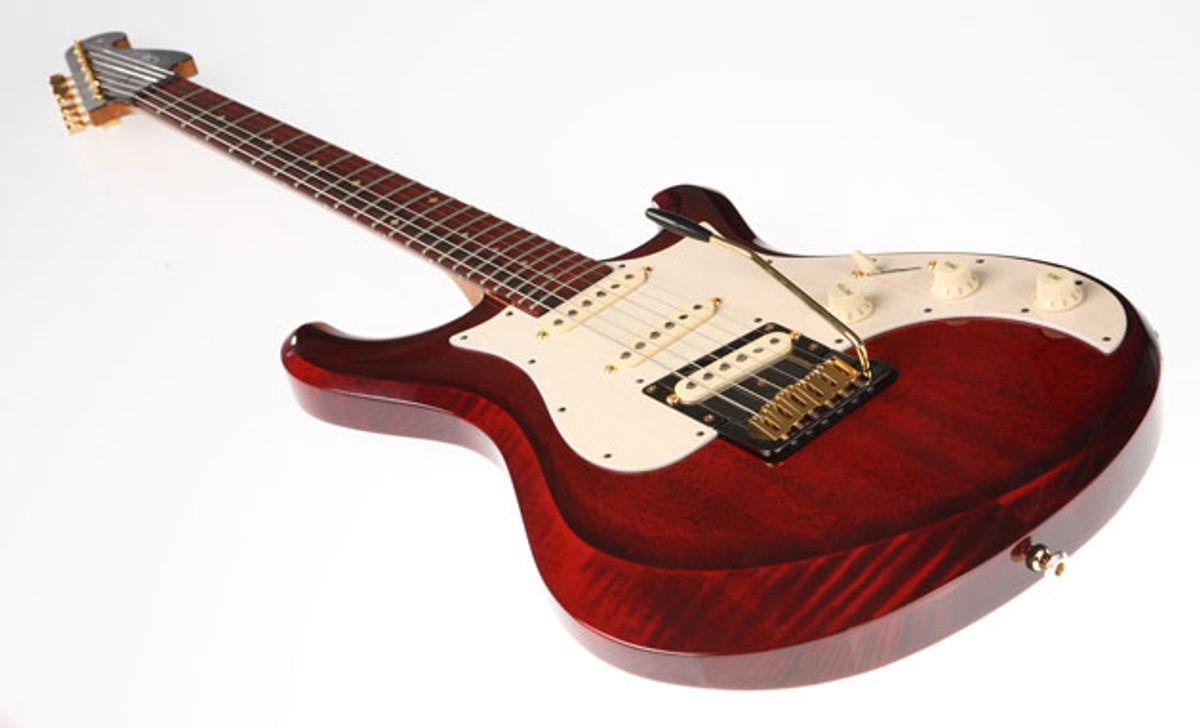 Knaggs Guitars Introduces Creation Series