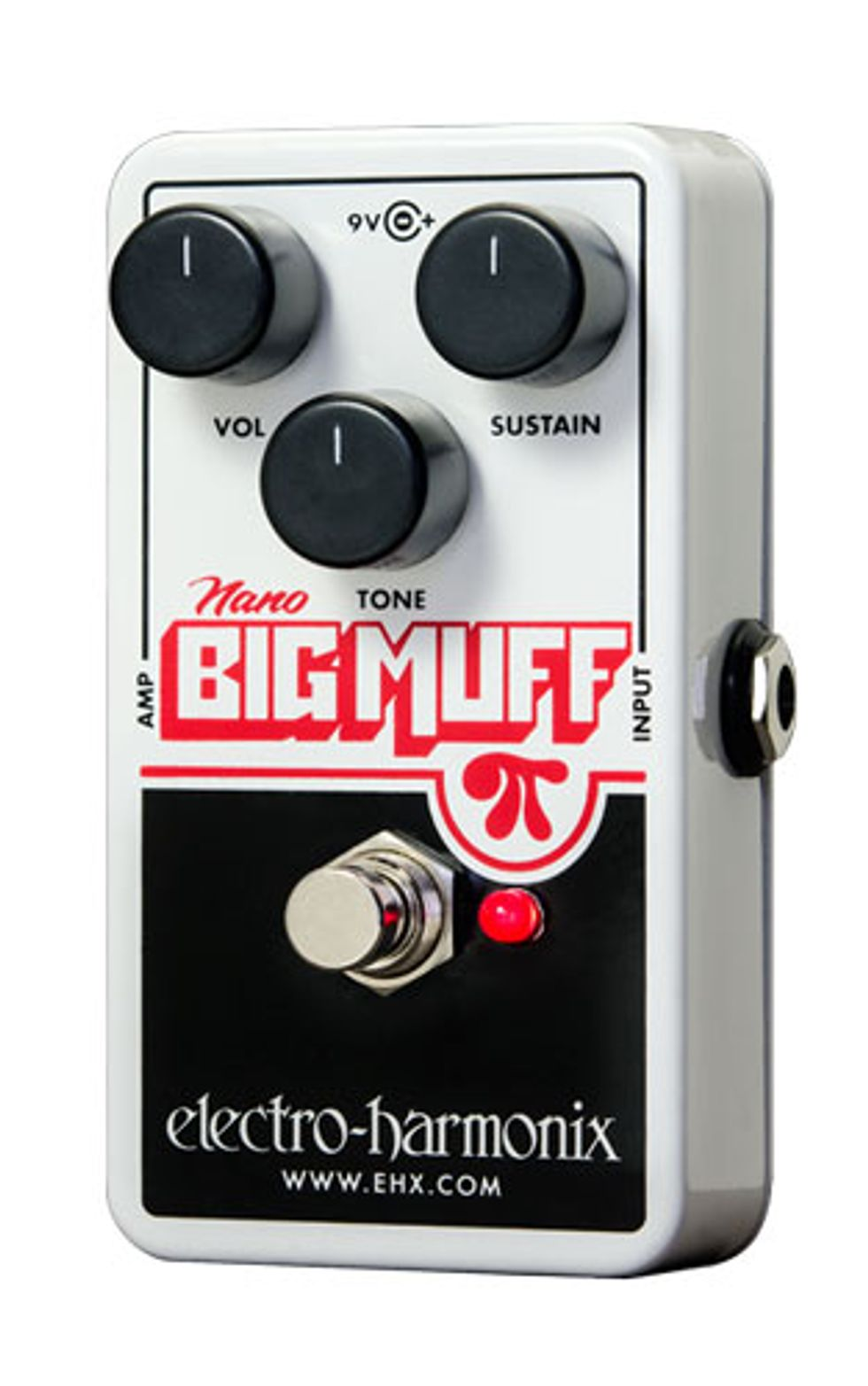 electro harmonix introduces the nano big muff pi 2013 11 25 premier guitar. Black Bedroom Furniture Sets. Home Design Ideas