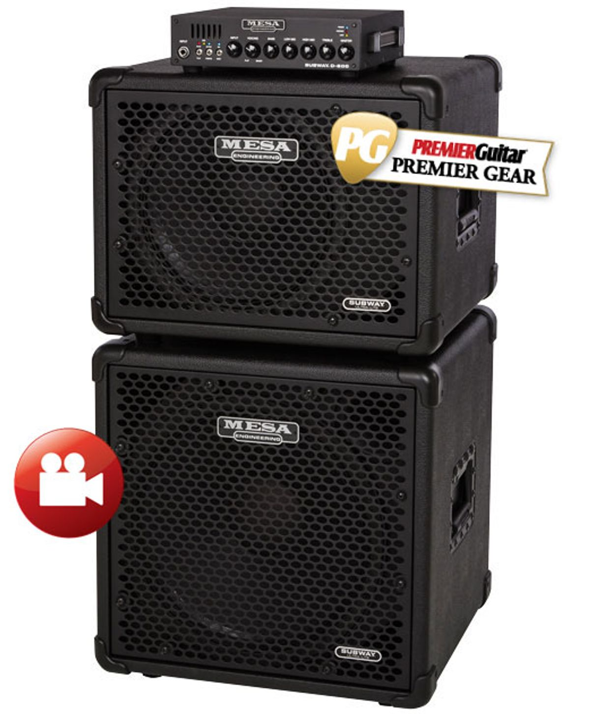 Mesa/Boogie Subway D-800 & Subway Ultra-Lite Cabinets Review