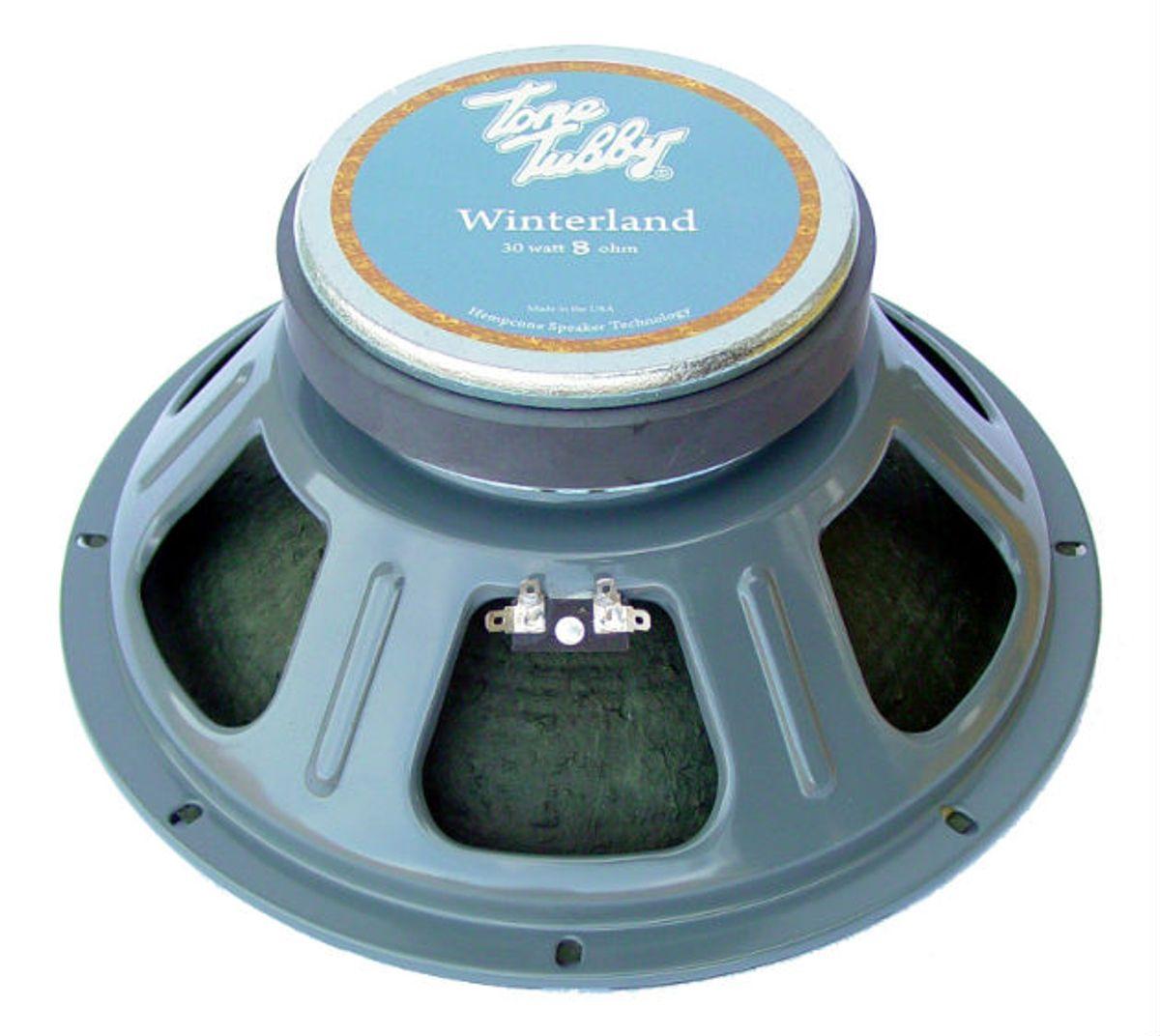 Tone Tubby Introduces the Winterland Ceramic Magnet Speaker