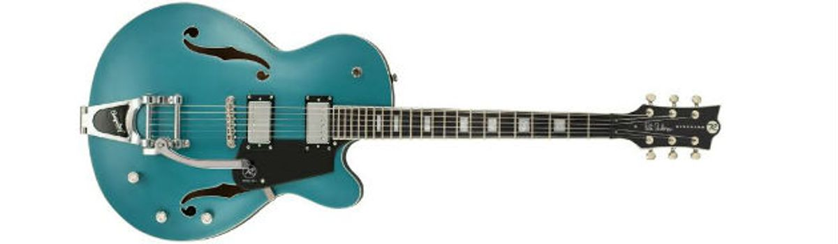 Reverend Announces Upgraded Pete Anderson Models