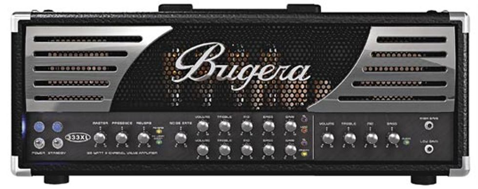 Bugera 333XL 120-watt Head & Cabinet Review