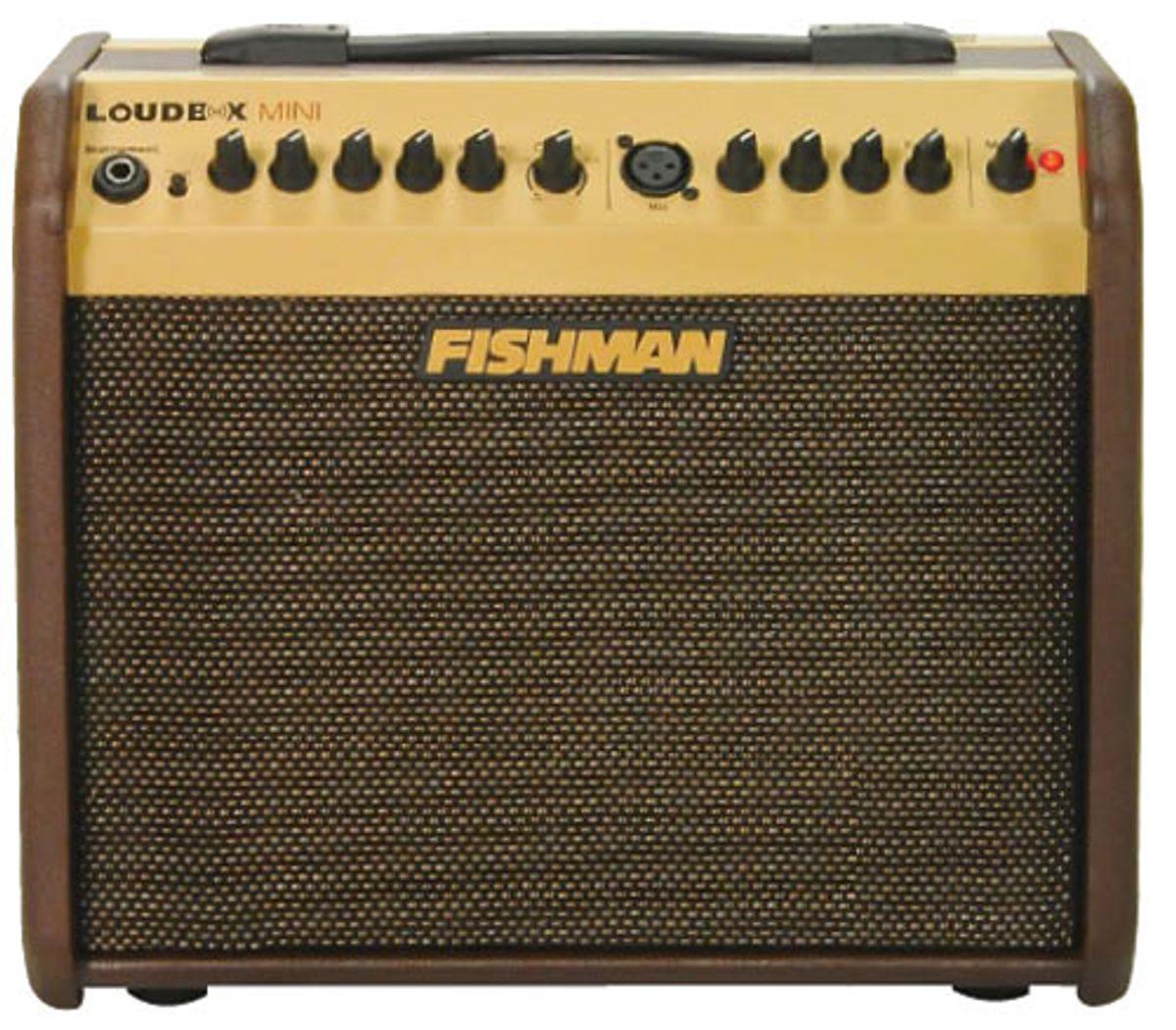 Fishman Loudbox Mini Acoustic Amp Review
