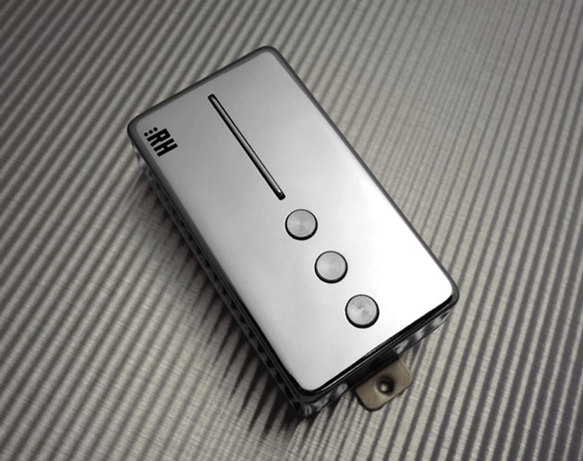 Railhammer Pickups Launches the Tel 90