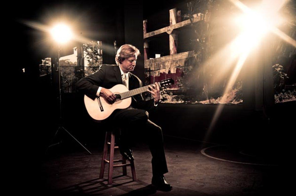 Jason Vieaux: A Classical Virtuoso's Show-Stopping Encores
