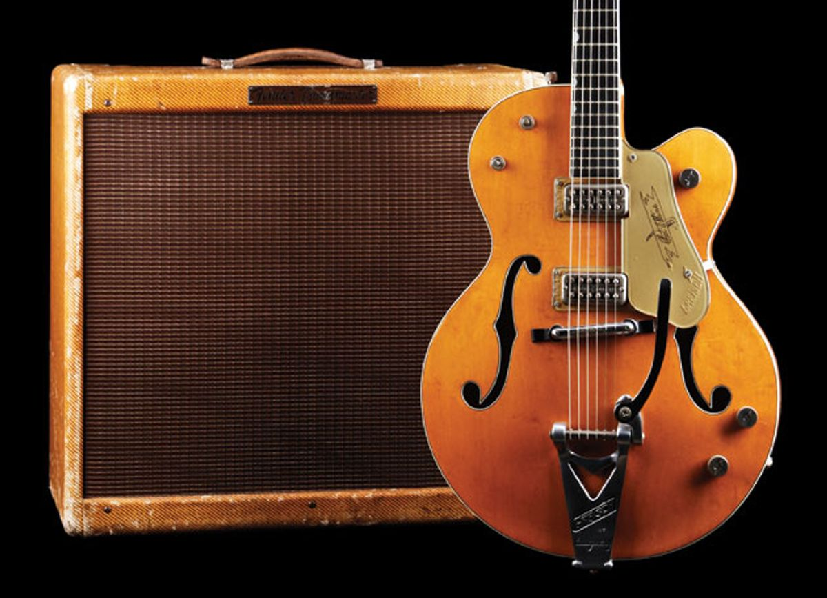 Vintage Vault: 1955 Fender Bandmaster