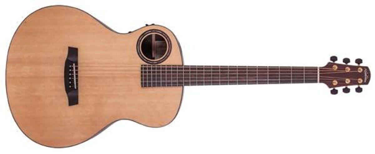 Walden Guitars Announces Baritone Acoustic Guitar Series: B-1 and B-1E