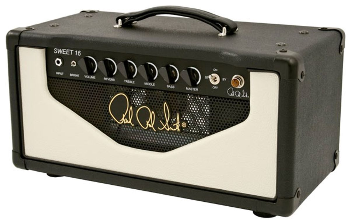 PRS Sweet 16 Amp Review