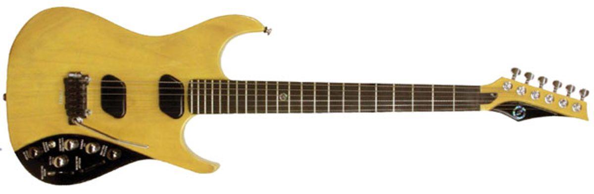The Moog Guitar Model E1 - Tremolo Bridge Review