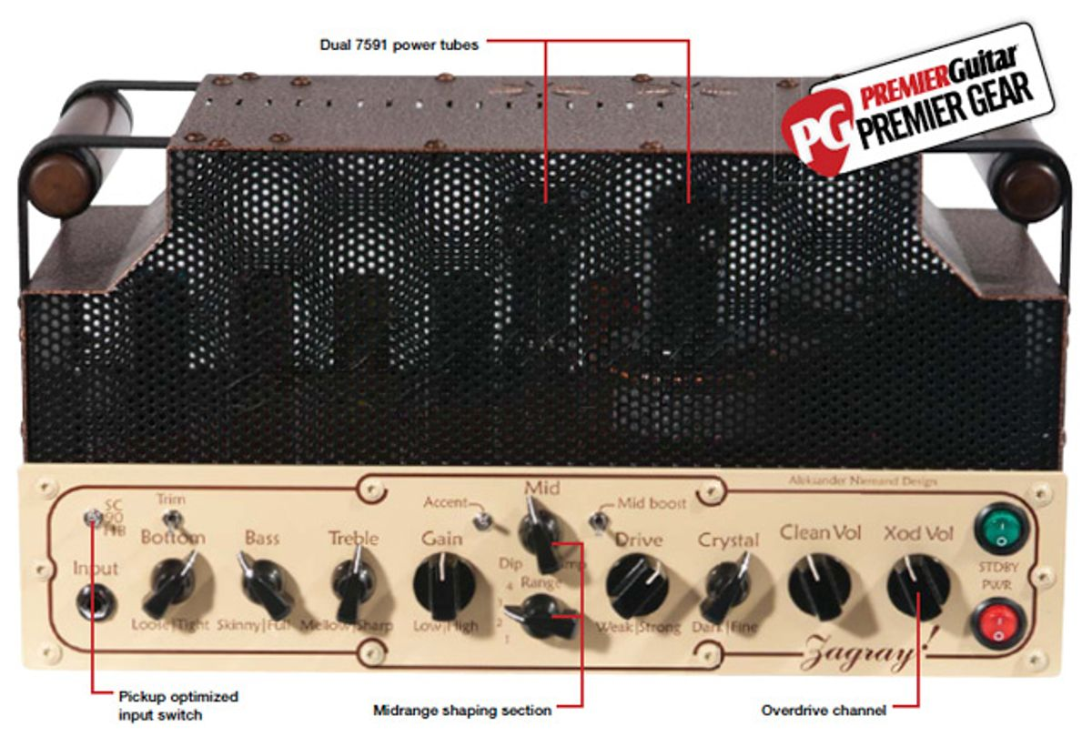 Anacon Technology Zagray! Amp Review