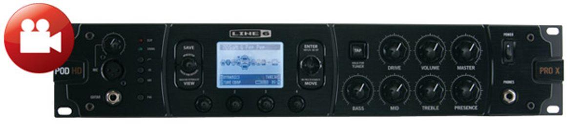 Line 6 POD HD Pro X Review