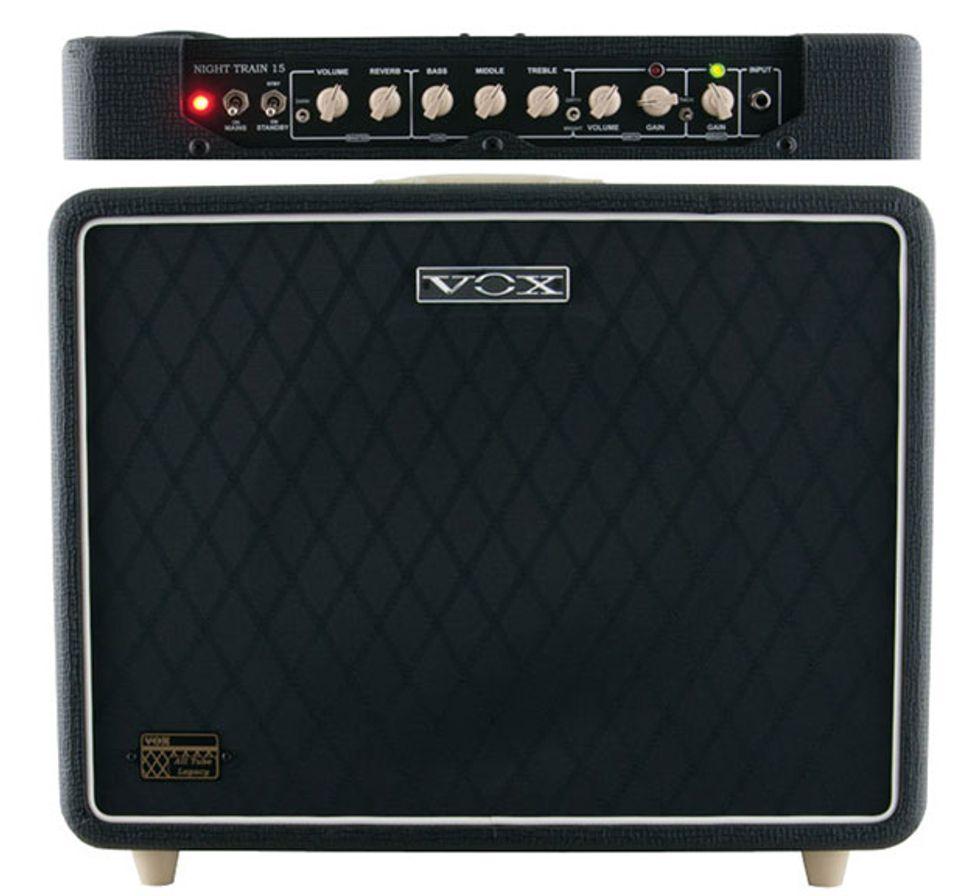 vox night train g2 nt15c1 review premier guitar. Black Bedroom Furniture Sets. Home Design Ideas
