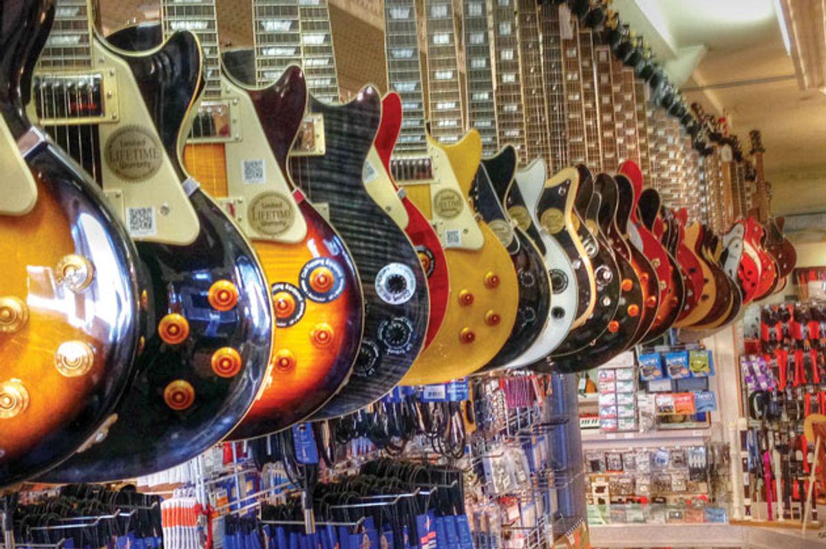 Jol Dantzig's Esoterica Electrica: How to Buy a Guitar