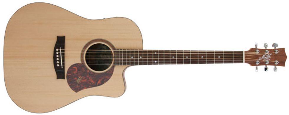 Maton Esrs70c Review Premier Guitar