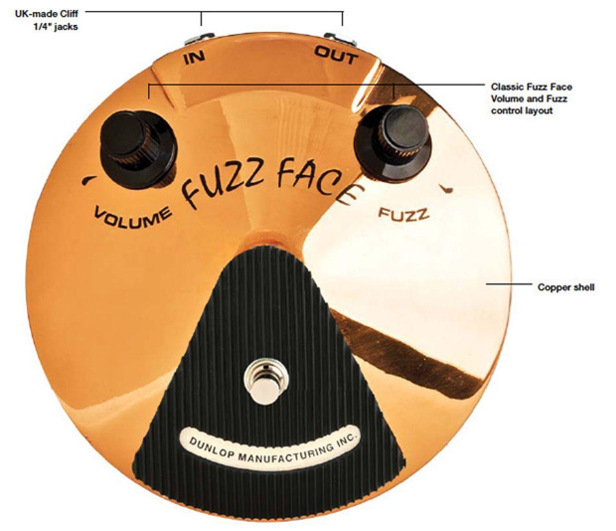 Dunlop JBF3 Joe Bonamassa Signature Fuzz Face Pedal Review