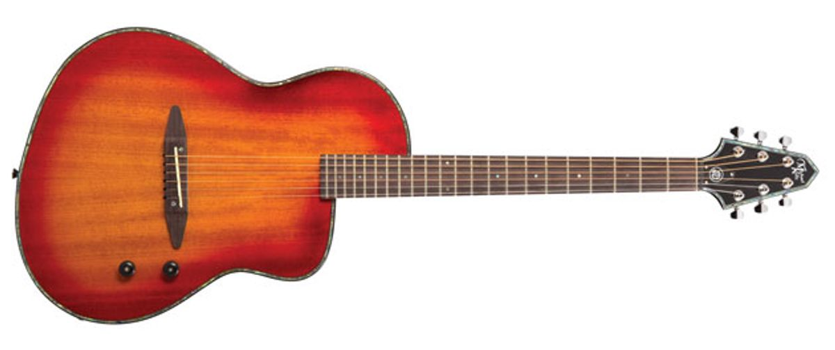 Michael Kelly Guitars Teams with Iconic Luthier Rick Turner