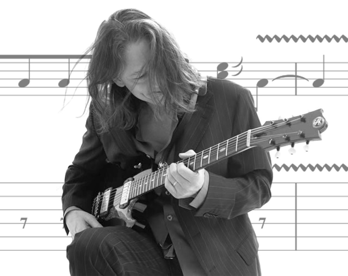 Did Robben Ford Invent a Scale?