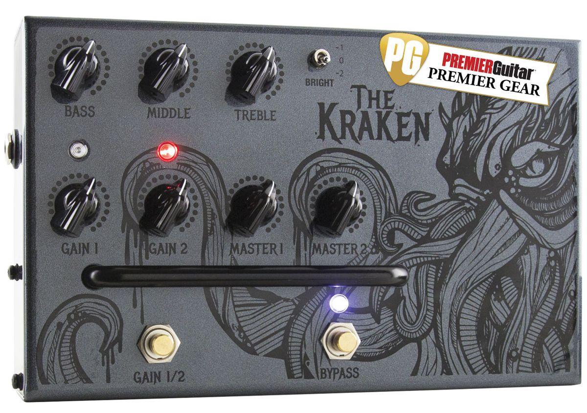 Victory V4 The Kraken Review