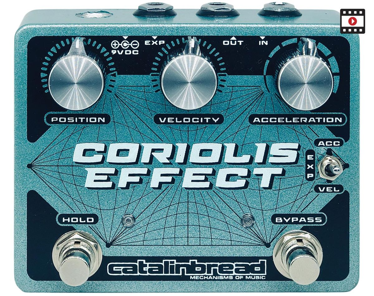 Catalinbread Coriolis Effect Review