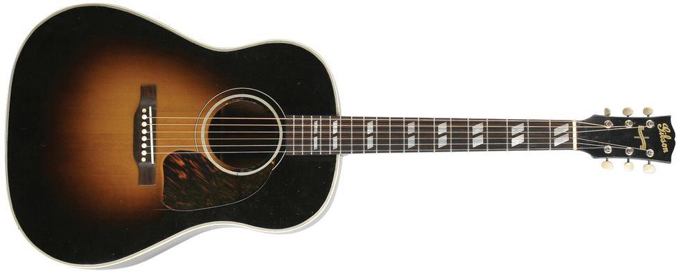 acoustic soundboard dreadnought days premier guitar. Black Bedroom Furniture Sets. Home Design Ideas