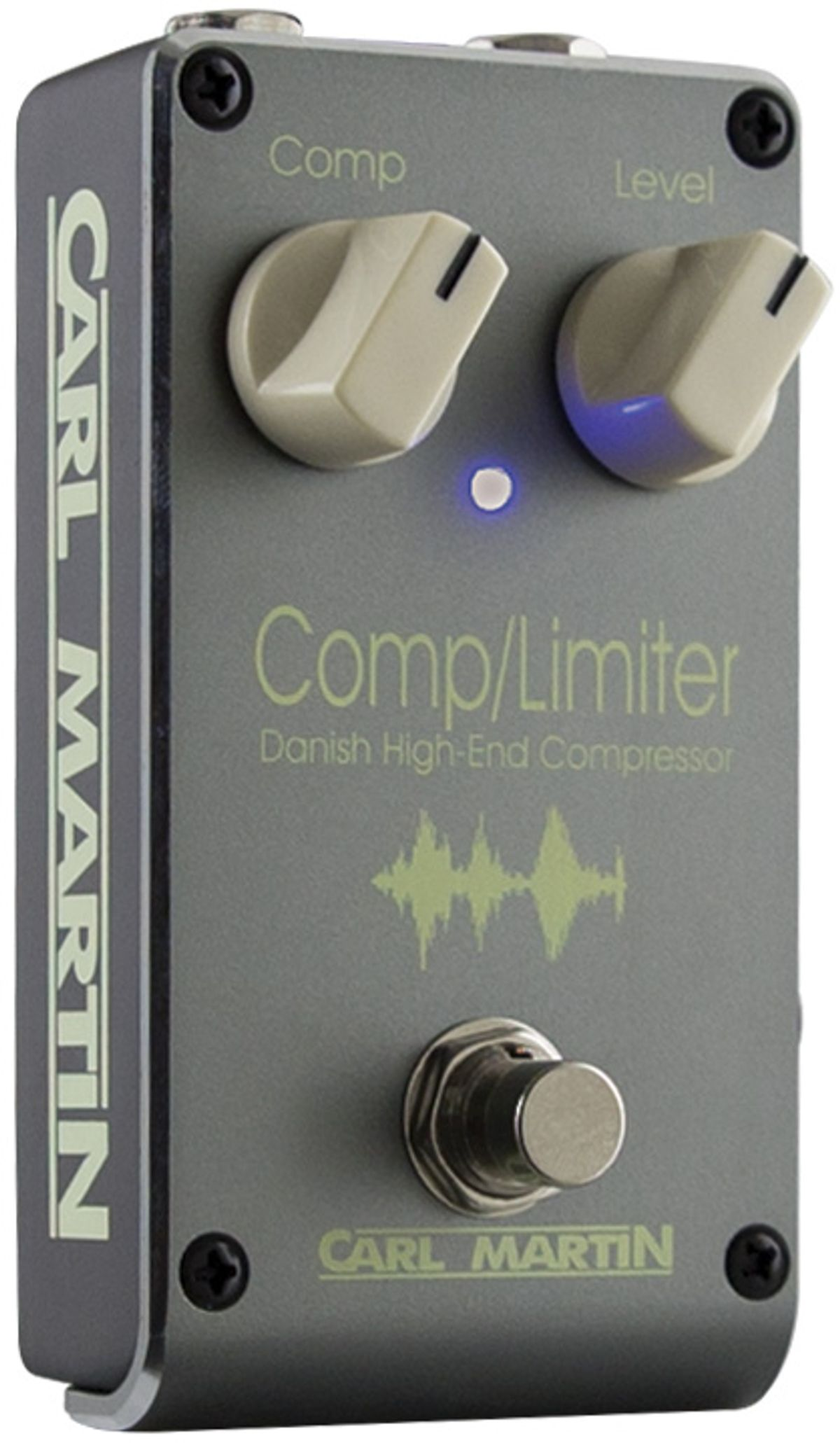 Quick Hit: Carl Martin Comp/Limiter Review