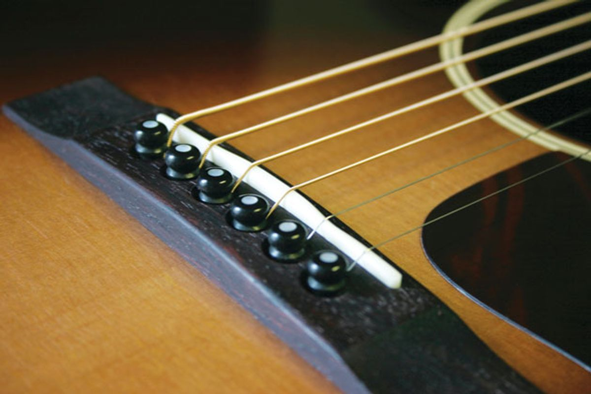 Acoustic Soundboard: The Dos and Don'ts of DIY