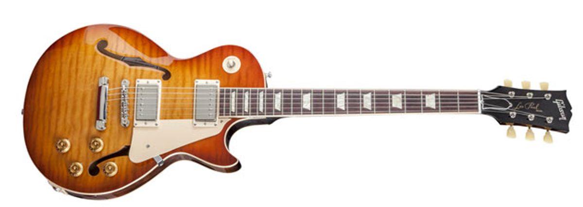 Gibson Memphis Announces ES-Les Paul