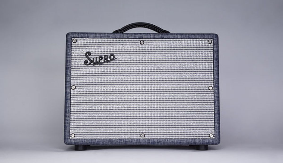 Supro and Keeley Electronics Collaborate on New Amp