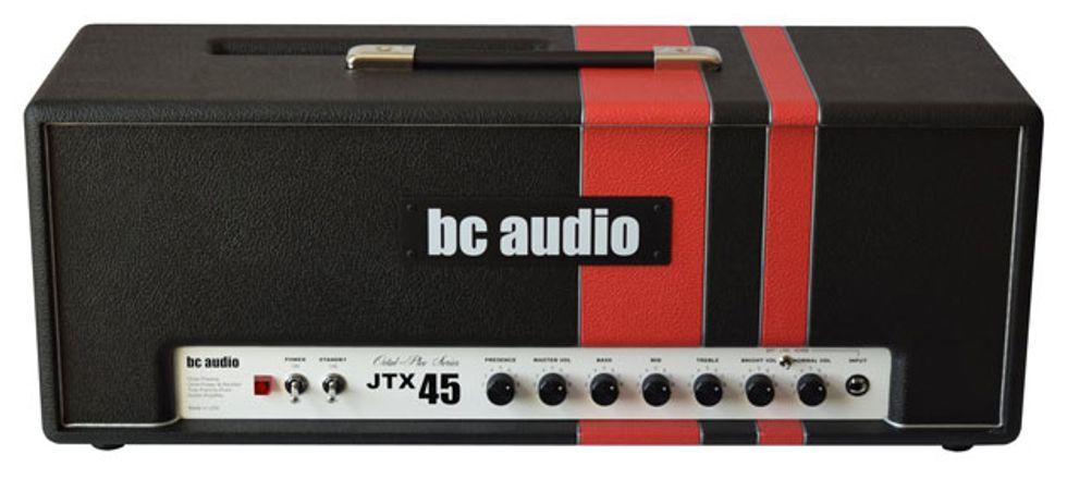 BC Audio Introduces Series of Octal-Plex Amps   Premier Guitar