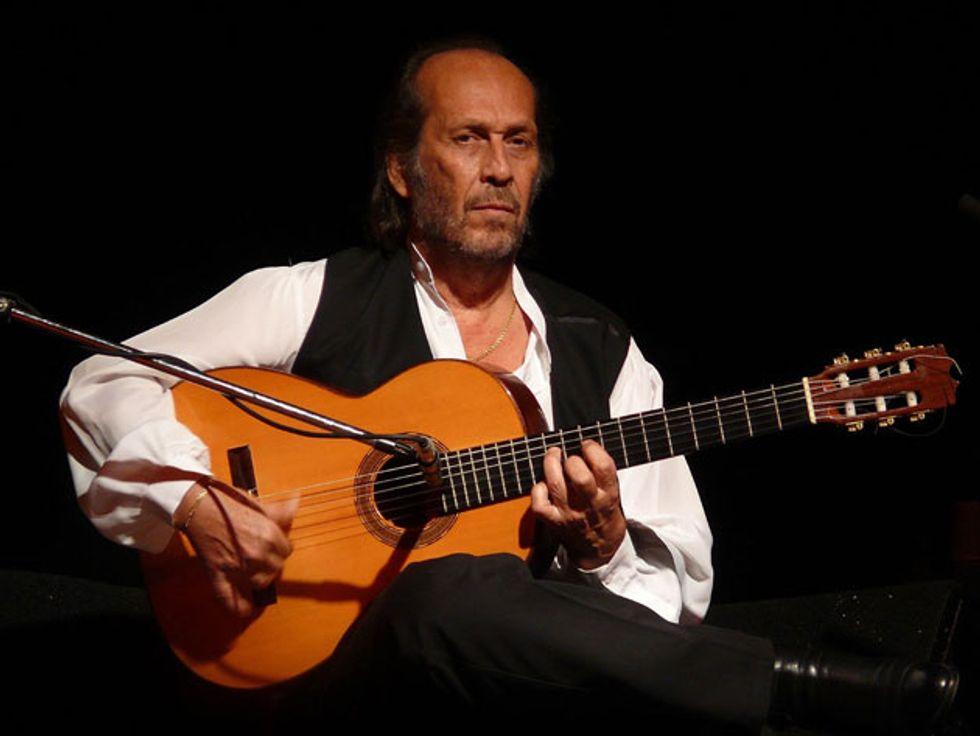 Digging Deeper: Flamenco Harmonies | Premier Guitar