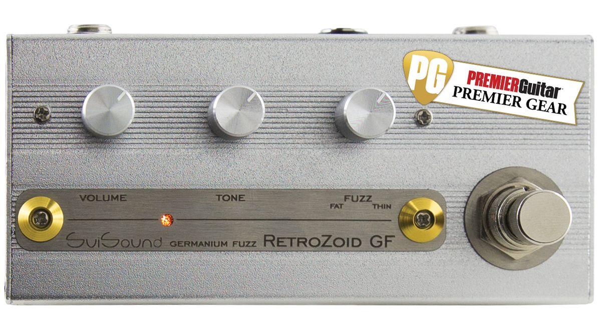 Quick Hit: SviSound RetroZoid Germanium Fuzz Review