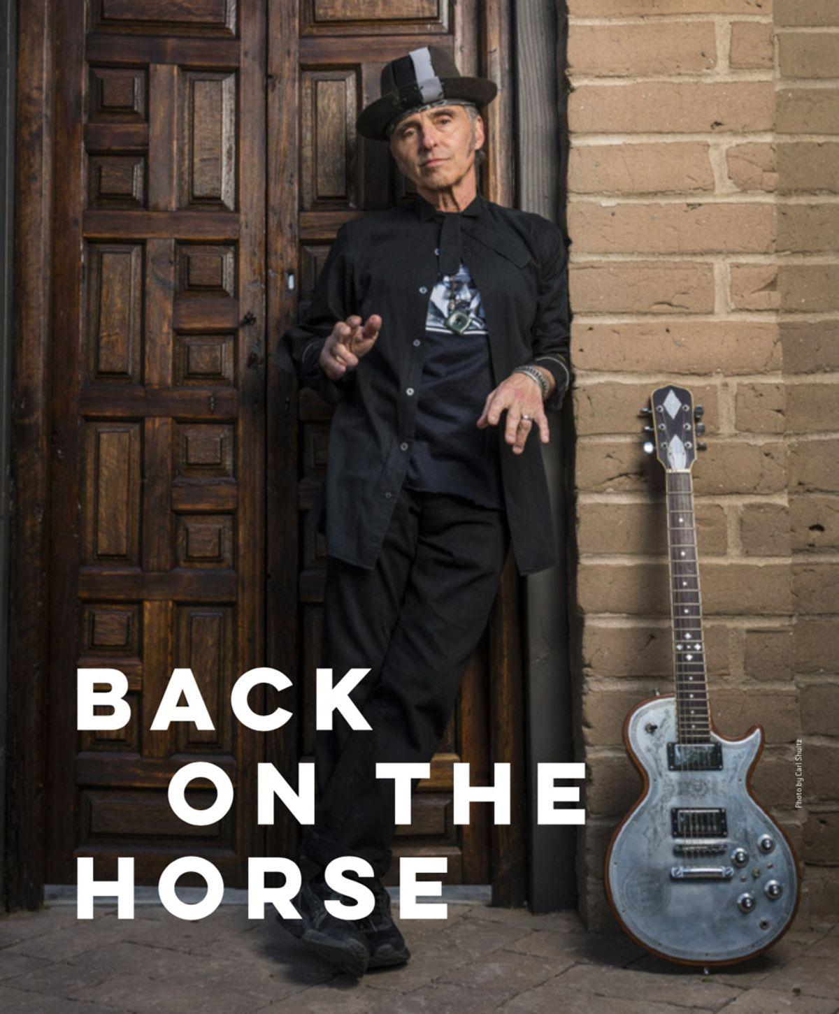 Nils Lofgren: Back on the Horse