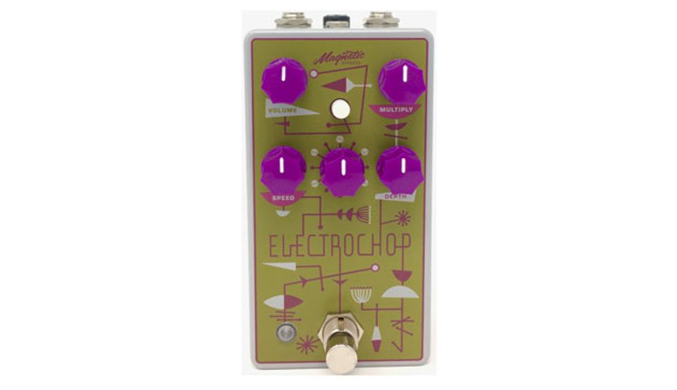 Magnetic Effects Introduces the Electrochop